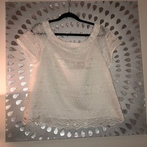 1. State Off The Shoulder Top
